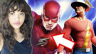 Iris West Recasting For The Flash! Justice Society of America Spin-Off! - DC Movie News!
